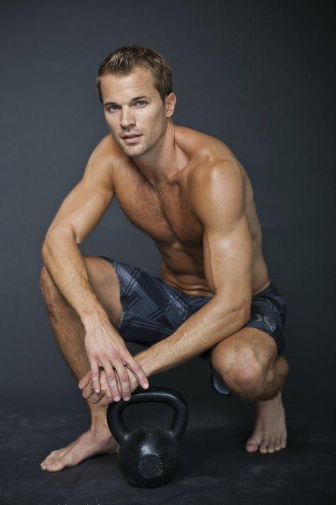 ryan naked Chris model
