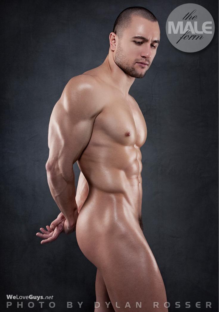 Nude hot body men