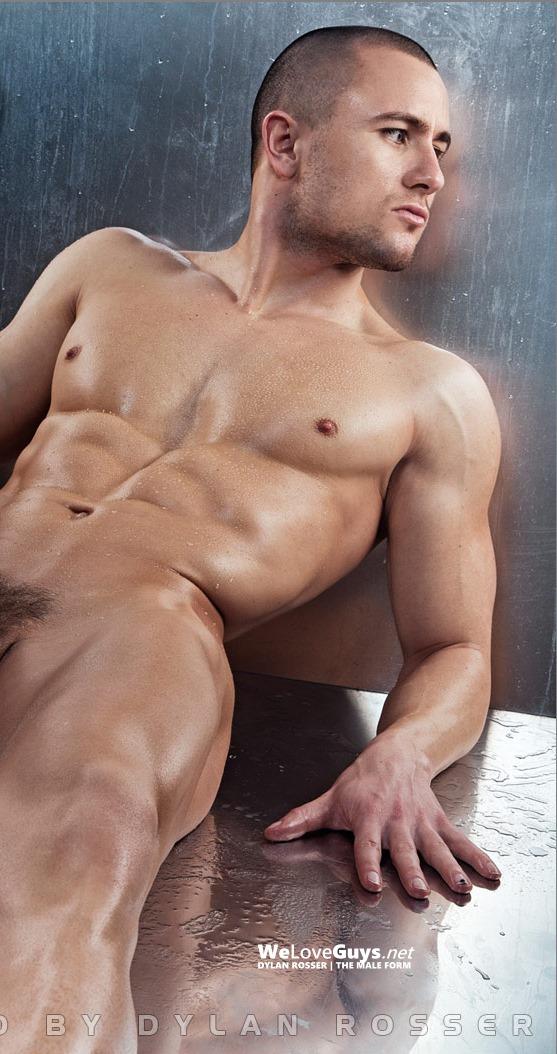 Красивое тело голых мужчин фото