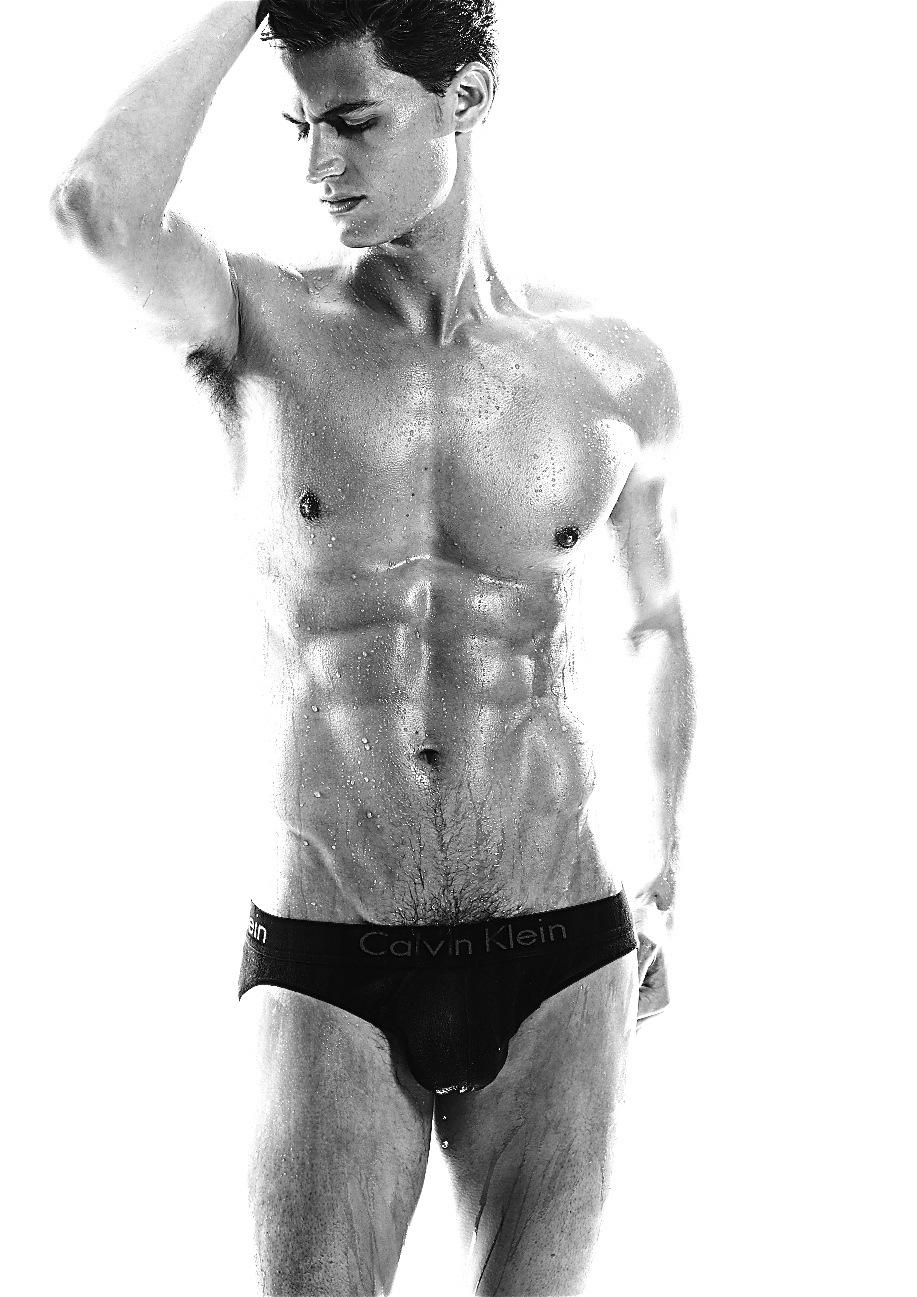model male Garrett nude neff