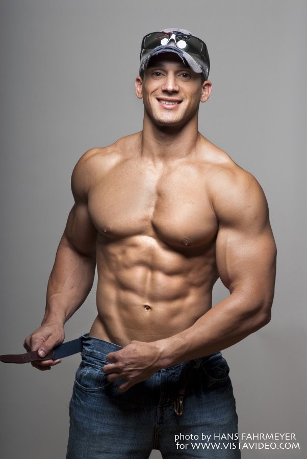 Man Muscle Body