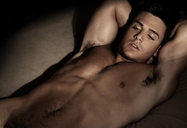 Philip Fusco male model