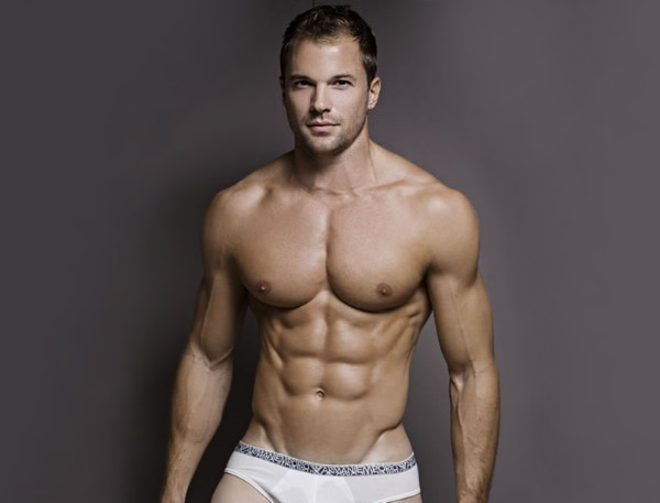 Chris R by Rick Day