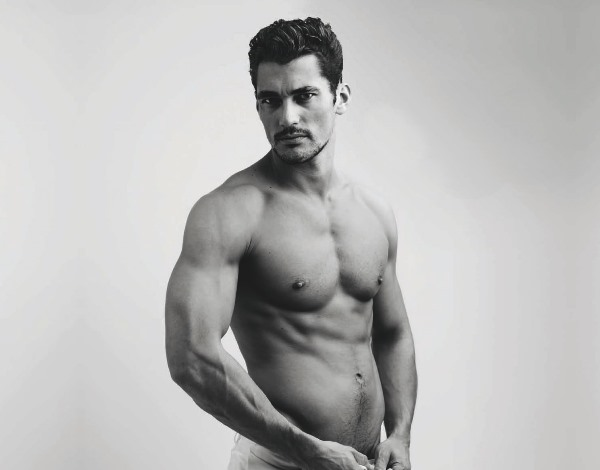 David gandy foto nude rare good