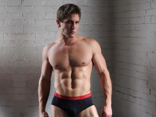 male model Scott Herman