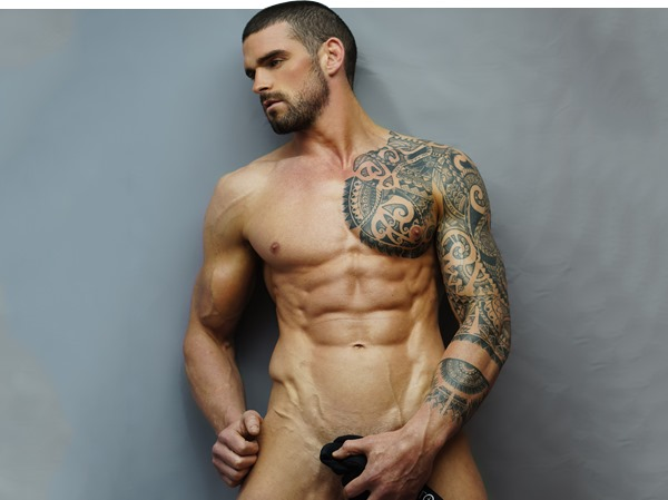 rugby model Stuart Reardon by Pascal D Ameyal