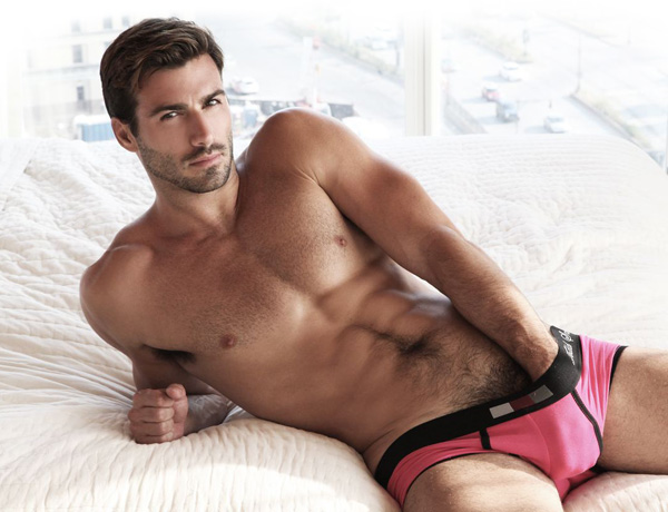 Excellent, agree Justin gaston naked simply magnificent