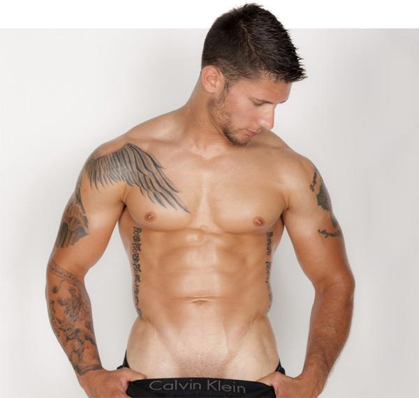 Justin Marcoccio model