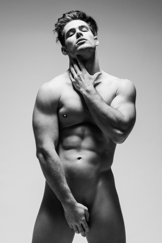 Голые мужчины модели — pic 3